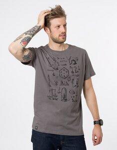 """Bio T-Shirt """"Alchemie stone """" - Zerum"""