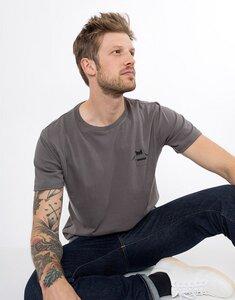 """Bio T-Shirt """"Cat stone """" - Zerum"""