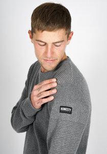 Unisex Tech Knitter - Honesty Rules