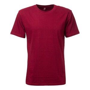 ThokkThokk T-Shirt TT02 Man Ruby - THOKKTHOKK