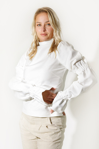 Bluse ANA aus Baumwolle - WANKA BERLIN