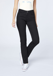 C959 Layla ladies comfort slim leg zip fly GOTS Women, Pants, Comfort Fit, GOTS - Oklahoma Jeans