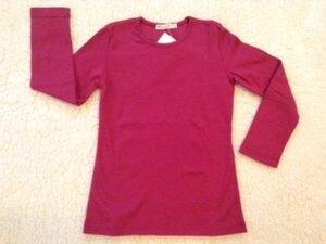 Langarmshirt Berry - Lana naturalwear
