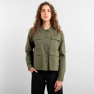 Shirt Lima oliv - DEDICATED
