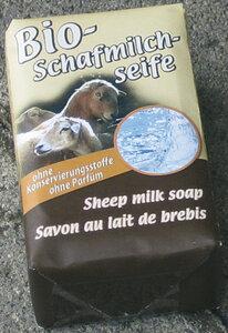 Bio Schafsmilchseife neutral - Saling Naturprodukte