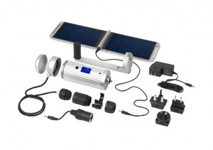 PowerTraveller Powermonkey Expedition Launch Pack - Solar, Dynamo, Windgenerator -  Powermonkey