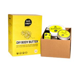 Body Butter zum Selbermachen, vegan - Hello Simple