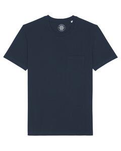 "Unisex T-Shirt aus Bio-Baumwolle ""Charlie Pocket"" - University of Soul"