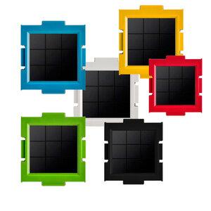 CLicc Solarmodul in 6 verschiedenen Farben  - CLicc