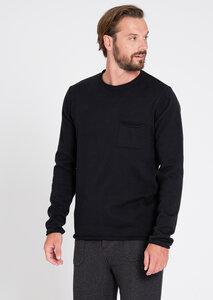 Herren Strickpullover aus Bio Baumwolle - recolution
