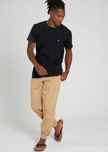 Herren T-Shirt #Reco aus Bio Baumwolle schwarz | Casual T-Shirt #RECO - recolution