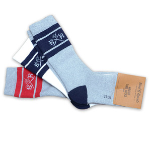 Lange Kinder Socken im 3er Pack - Band of Rascals