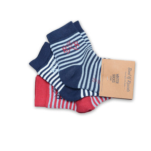 Kinder Socken im 3er Pack - Band of Rascals
