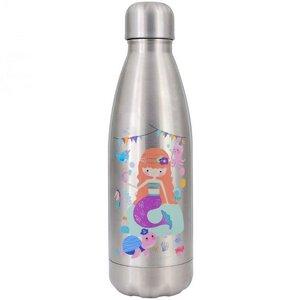 Edelstahl Thermoflasche Meerjungfrau 350ml - Dora