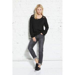 Amber High-Stretch-Denim Jeans im Slim Fit Schnitt - Wunderwerk