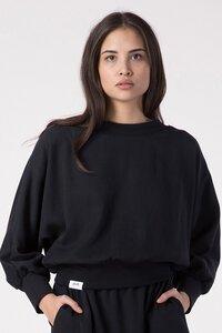 "Blusenshirt ""Amita"" schwarz - [eyd] humanitarian clothing"
