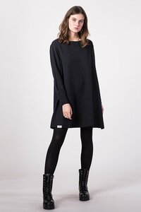 """Kleid """"Dayita"""" schwarz - [eyd] humanitarian clothing"""