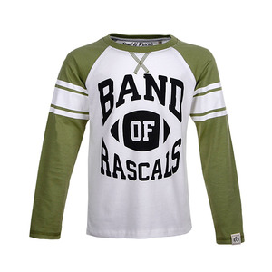 Longsleeve Football - Band of Rascals