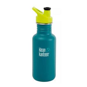 Klean Kanteen Classic Flaschen - 532ml - Sonderedition - Neptun Blau - Klean Kanteen