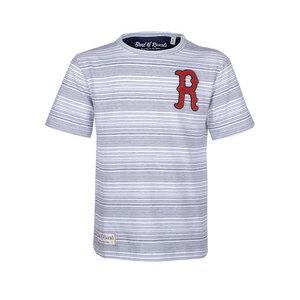 'R' Micro - Cooles Kinder T-Shirt Kurzarm aus 100% Bio-Baumwolle - Band of Rascals