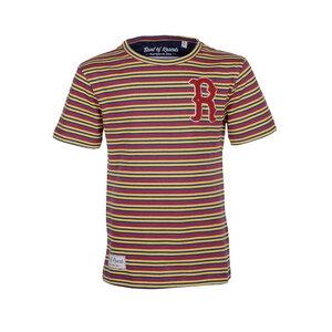 Timmy - Gestreiftes Kinder T-Shirt Kurzarm aus 100% Bio-Baumwolle - Band of Rascals