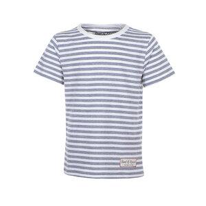 Kinder T-Shirt mit Streifen - Band of Rascals