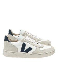 Veja - Sneaker Damen - V10 B-MESH - White Nautico - Veja