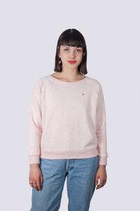 Frauen Premium Pullover, Sweatshirt aus Bio Baumwolle - vis wear