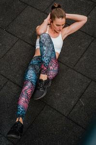 LEGGINGS BUTTERFLY RISE - OGNX
