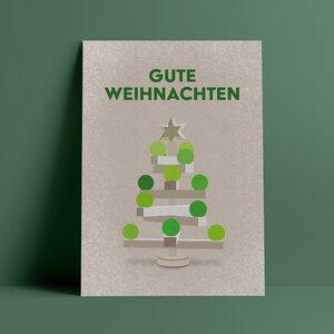 Wunschbetrag Gutschein als druckfähige PDF per E-Mail ab 10€ - Gute Weihnachten - Avocado Store