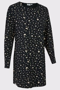 """Kleid """"Dayita"""" print - [eyd] humanitarian clothing"""