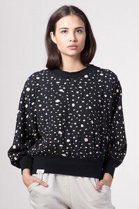 """Blusenshirt """"Amita"""" print - [eyd] humanitarian clothing"""