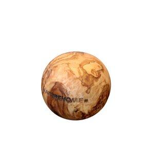 NATUREHOME Olivenholz Deko-Kugel Handschmeichler Auswahl 5cm, 7 cm oder 10 cm - NATUREHOME