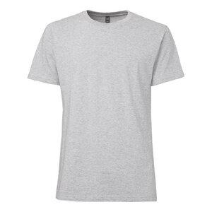 ThokkThokk TT02 T-Shirt Melange Grey - THOKKTHOKK