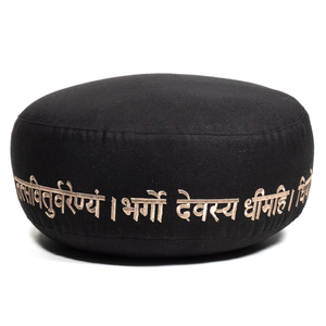 Meditationskissen Gayatri Mantra - Just Be