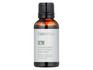 CBD Vital Schlaftropfen, 30 ml - CBD Vital