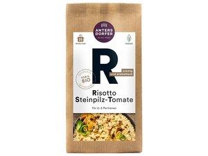 Antersdorfer Bio-Risotto 'Steinpilz-Tomate', 150 g - Antersdorfer