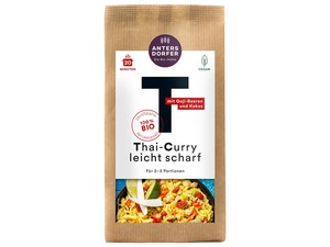 Antersdorfer Bio-Thai-Curry, leicht scharf, 150 g - Antersdorfer