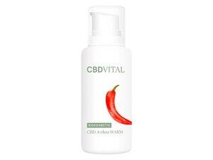 "CBD Vital Wärmender Muskel- und Gelenkbalsam ""Arthro Warm"", 100 ml - CBD Vital"