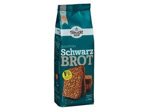 """Bauckhof Bio-Backmischung """"Schwarzbrot"""", glutenfrei, 500 g - Bauckhof"""