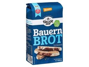 """Bauckhof Bio-Backmischung """"Bauernbrot"""" Vollkorn, 500 g - Bauckhof"""