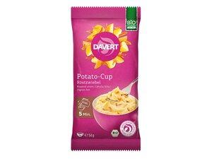 Davert Bio-Potato-Cup Röstzwiebel, 54 g - Davert