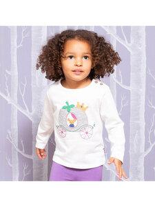 Baby und Kinder Langarm-Shirt Maus Bio-Baumwolle - Kite Clothing