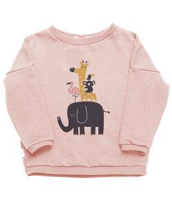 Bio-Baumwoll-Sweatshirt Suli | Animal Gang  - CORA happywear