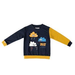 "Sweatshirt ""Clouds Battle"" - Marraine Kids"