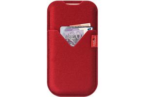 iPhone 6 Plus Hülle SHETLAND Rot  - Pack & Smooch
