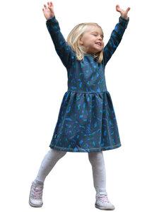 """Mädchen Kleid aus Bio-Baumwolle """"Ilvy"""" - CORA happywear"""
