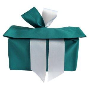 Geschenkverpackung, wiederverwendbar aus Stoff - Goodgive