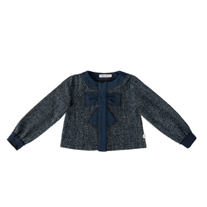 "Denimjacke ""Tie a Bow"" - Marraine Kids"
