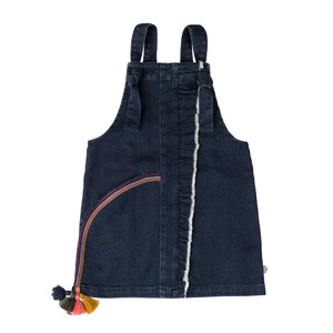 "Jeans Latzkleid ""Drop"" - Marraine Kids"